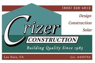 Crizer Construction Inc.