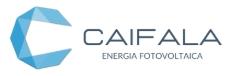 Caifala Energia Fotovoltaica