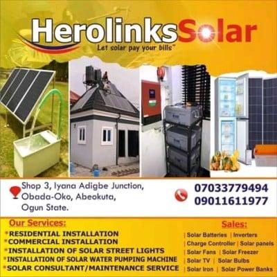 Herolinks Solar