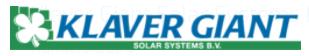 Klaver Giant Solar Systems B.V.