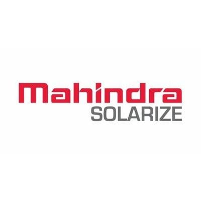 Mahindra Solarize Pvt. Ltd.