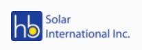 HB Solar International Inc.