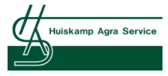 Huiskamp Agra Service