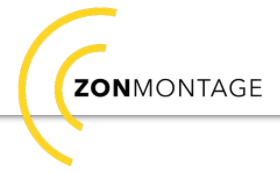 Zonmontage