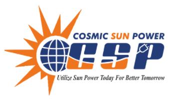 Cosmic Sun Power