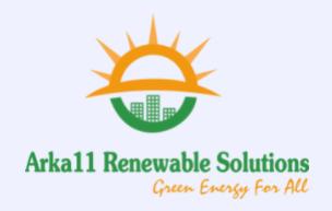 Arka11 Renewable Solutions Pvt Ltd
