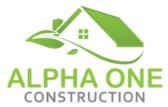 Alpha One Construction, Inc.