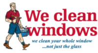 We Clean Windows