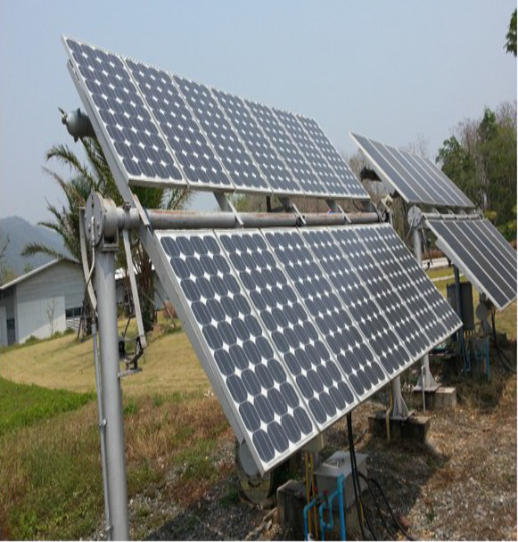 Exten Solar Awarded 1 25MW Thailand Water Weight Solar