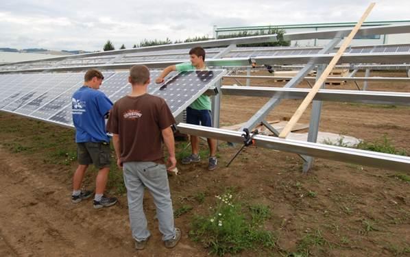 Field installation