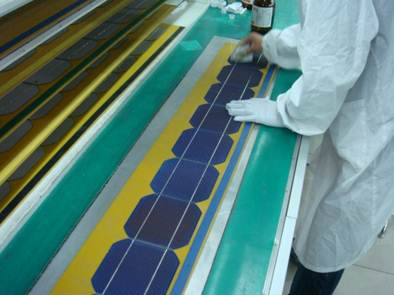 Advanced Module Production Line 3
