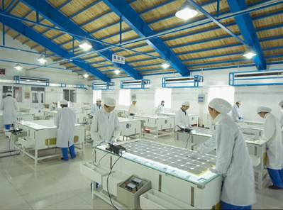 Advanced Module Production Line 4