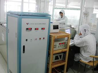 Advanced PV testing equipment workstation