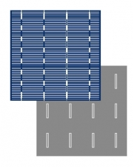 Poly-Crystalline Solar Cell
