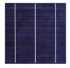 Poly Solar Cell 4BB