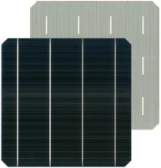 MHE_4BB Mono PERC Solar Cell