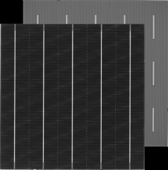 MHE_5BB Multi PERC Solar Cell