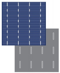 Poly Crystalline Solar Cell