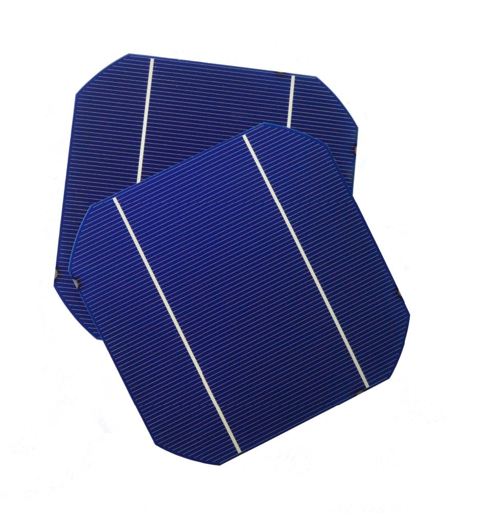THS 5'' Inch 2BB mono 125*125mm Solar Cell 2.5W-2.84W  A grade