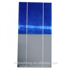 poly 2BB solar cell A grade 153*156mm 4.2W above