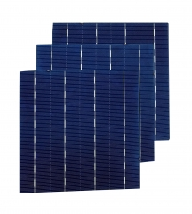 solar cell poly 156.75mm 4BB 17.8-18.6%