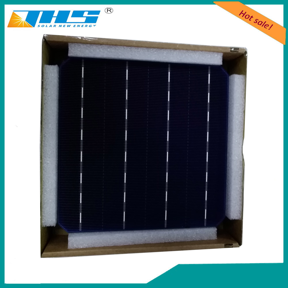 mono 156.75mm 4BB 19.2%-20% A grade solar cell