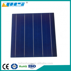 poly solar cell 156.75mm 5BB 19.5%-19.9% PERC cell