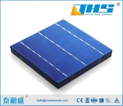 poly solar cell 156*156mm 3BB 17.4--18.2%