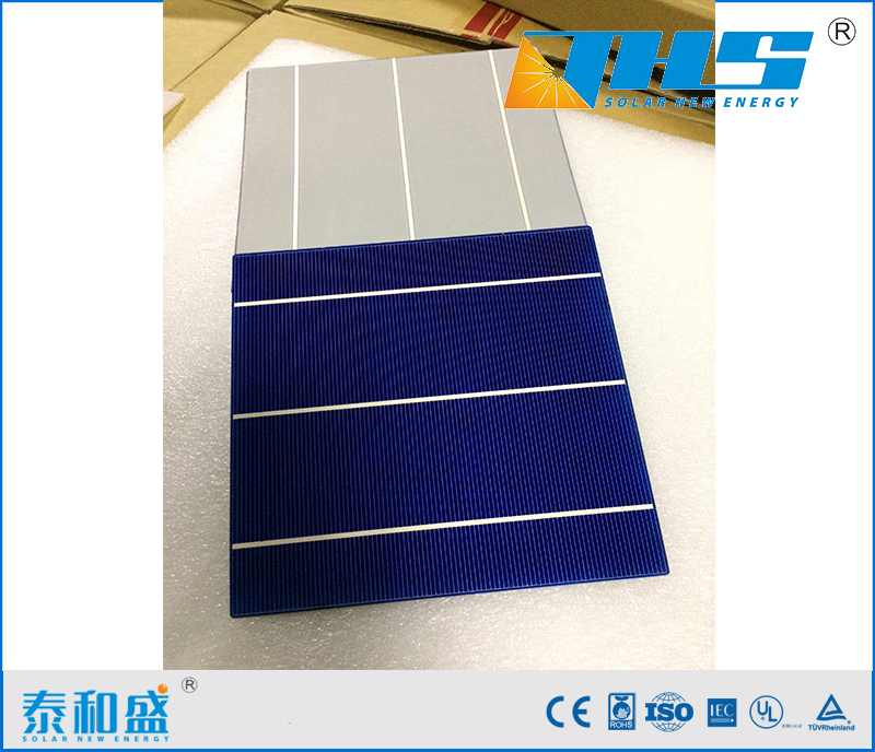 poly 3BB solar cell 156.75*156.75mm 17.4%--18.4%