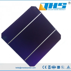 16.2% mono 125*125mm (165) 2BB solar cell 2.5W ( P)