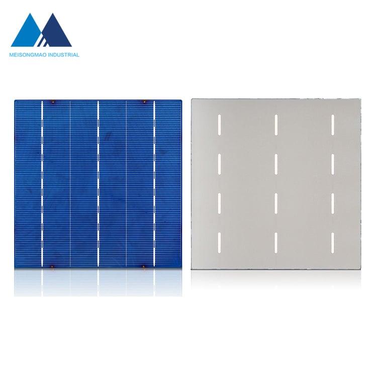 3BB Poly solar cells