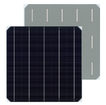156.75mm 5BB mono solar cells