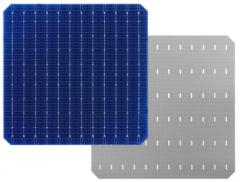 12BB Mono PERC Solar Cell