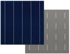 5BB Poly Solar Cell