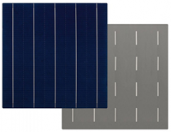 BQ 5BB Poly  perc Solar Cells