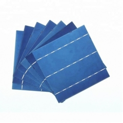 156.75×156.75 mm 3BB poly solar cell 17.6%-18.2%