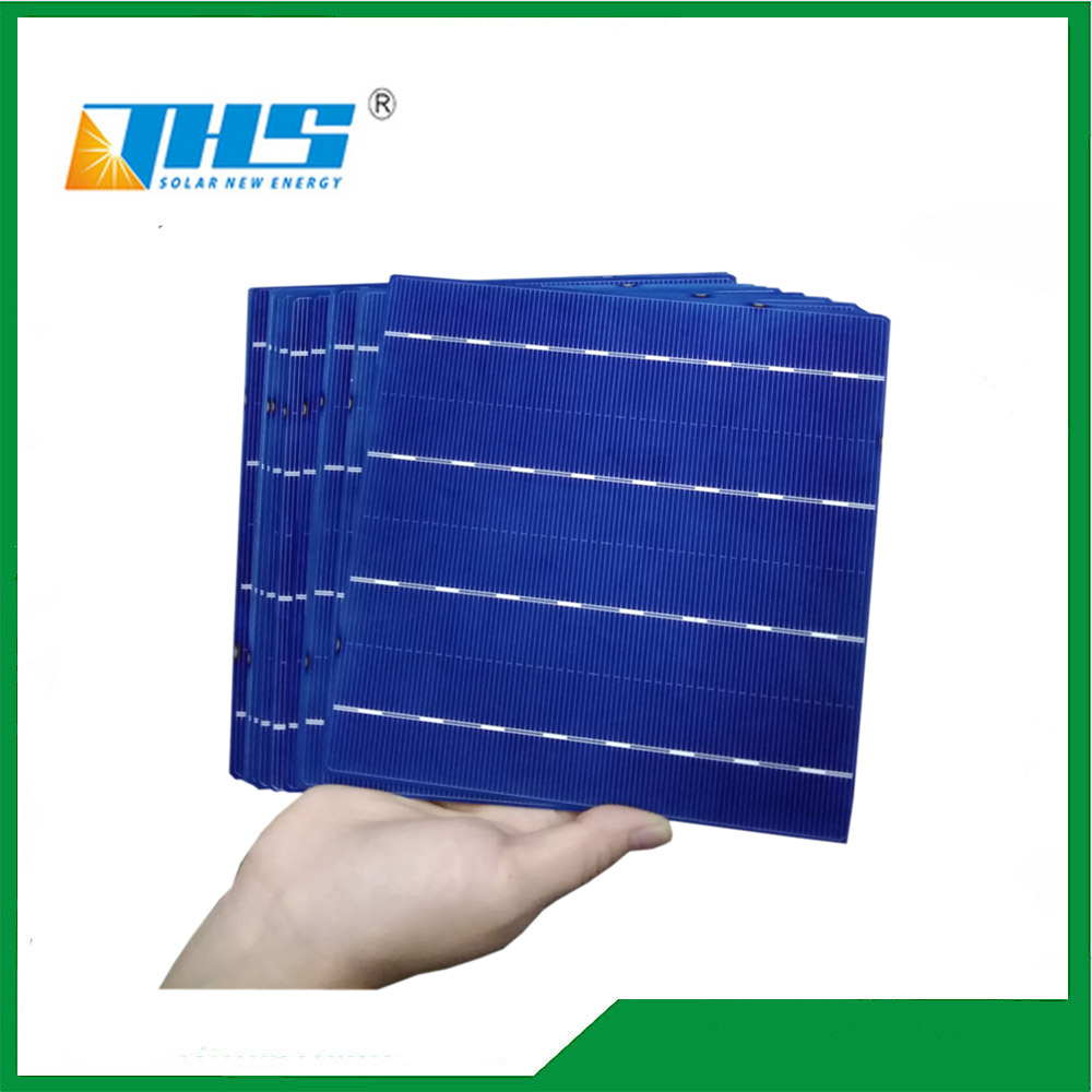 3BB / 4BB / 5BB A level poly 17.6%-18.6%156.75mm solar cells