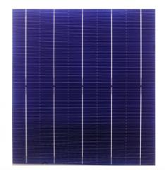 Muti-crystalline Black Silicon Solar Cell