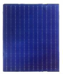 12BB Muti-crystalline Black Silicon Solar Cell