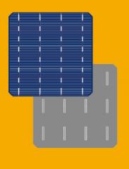 4BB Mono Solar Cell
