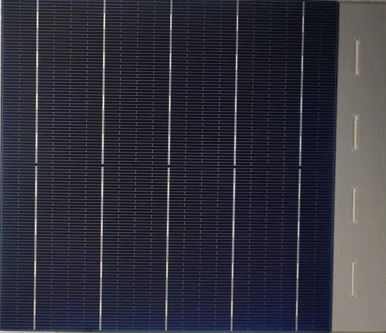 BQ 5BB Right angle Mono perc Solar Cells