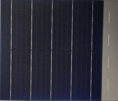 BQ 5BB Right angle Mono perc Solar Cells