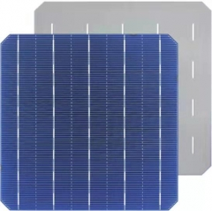 BQ 5BB Chamfered Mono perc Solar Clls
