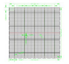 MS-5BB158.75 Mono Solar Cell (half cut)