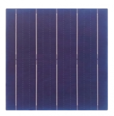 MS-5BB156.75(17.6-19.4) Poly Solar Cells (half cut)