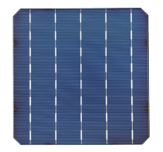 MS-5BB156.75(19.6-21.4) Mono 5BB Solar Cell (half cut)