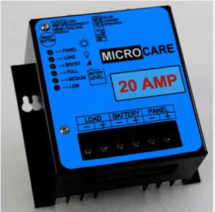 20A LED MPPT