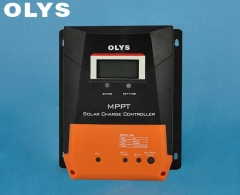 MPPT Intelligent Rechargeable Solar Controller