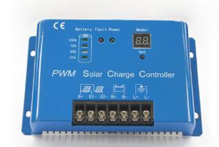 Hwawin | LS2024100EPLI | Solar Charge Controller Datasheet