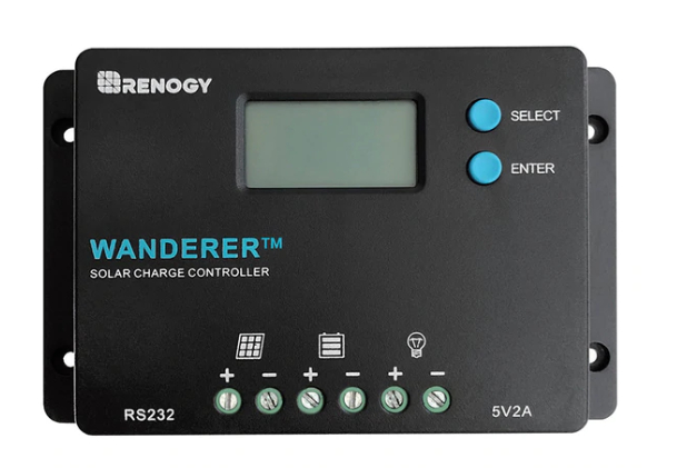 Renogy Wanderer 10A